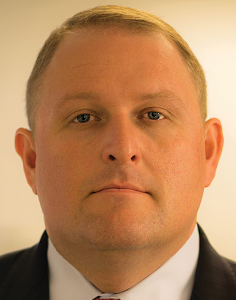 Image Of Dustin R. Jones, A Partner And Construction Law Attorney At Finch, Thornton & Baird, LLP.