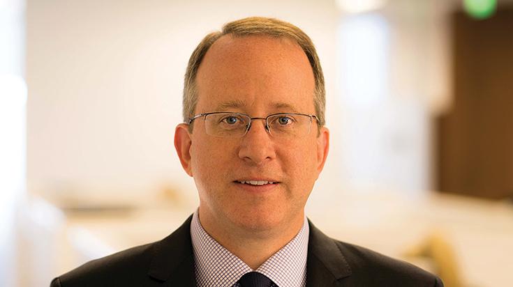 Image of Chad T. Wishchuk, a partner at Finch, Thornton & Baird, LLP.