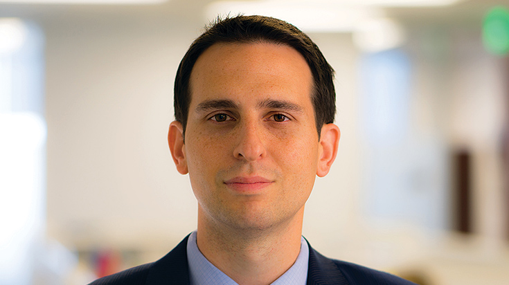 Image of Daniel P. Scholz, a partner at Finch, Thornton & Baird, LLP.