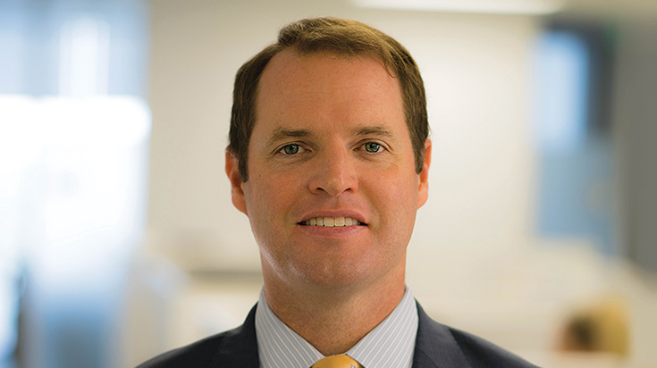 Image of Nowell A. Lantz, a partner at Finch, Thornton & Baird, LLP.