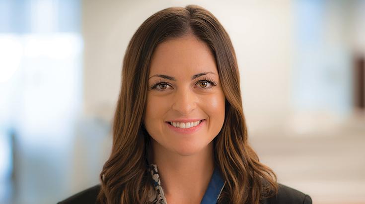 Image of Jennifer J. Griffin, a Finch, Thornton & Baird, LLP attorney.