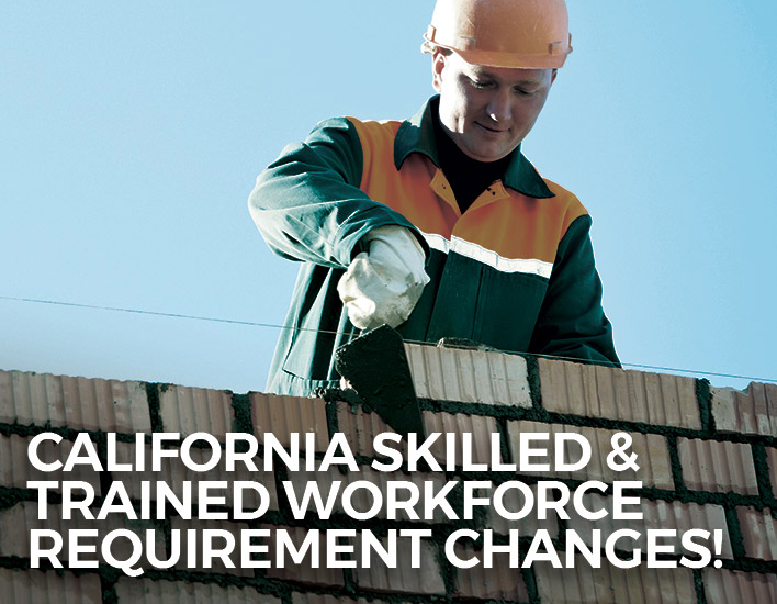 Image Of Promotional Banner For Skilled & Trained Workforce Requirements Article.
