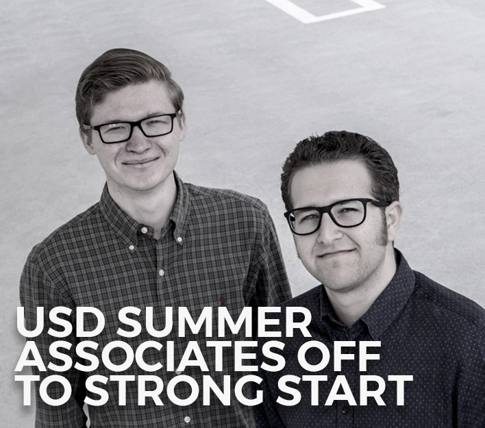 Image Of FTB Summer Associates Off To A Strong Start Promotional Banner.