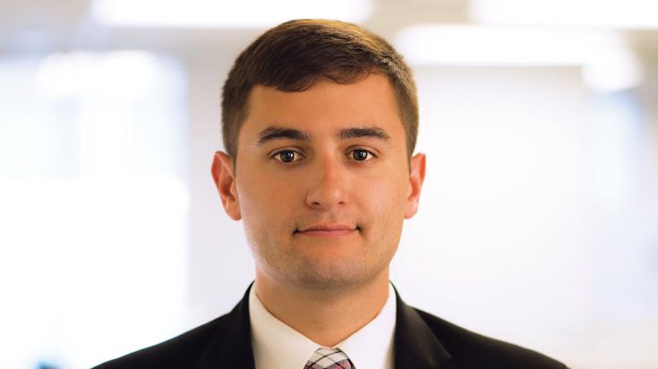 Image of Thomas E. Diamond, construction law attorney at Finch, Thornton & Baird, LLP.